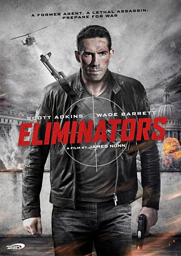 Eliminators    an Italian-American cameo for Mem as Girodani.