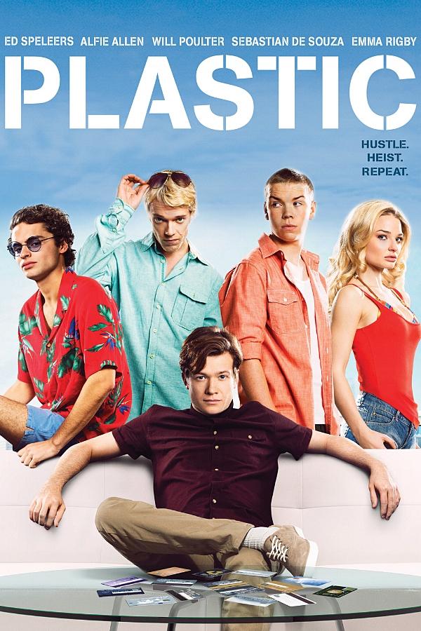Plastic    Mem in lead role in this Miami heist film as Tariq.