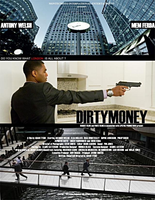 DirtyMoney    Mem in lead role as Ilir Duka.