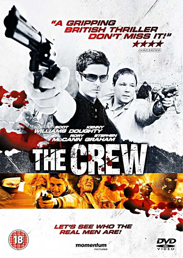 The Crew    Liverpudlian gangster film. Mem is hardman Dusan.