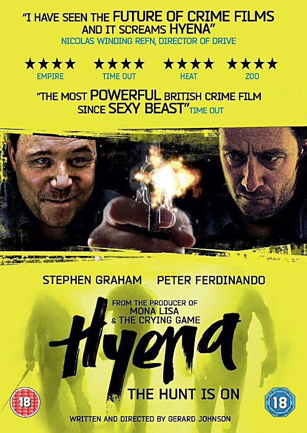 Hyena    Mem cameos as Akif Dikman in this gritty British film.