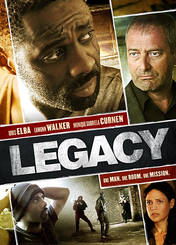 Legacy Black Ops    Fight scenes with Idris Elba. Mem as Russian hardman Andriy
