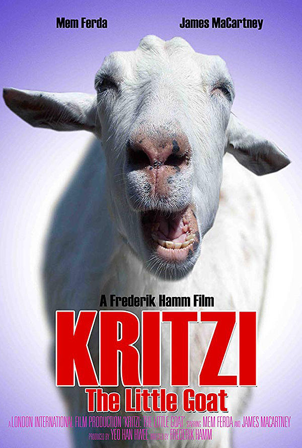 Kritzi    Mem's first comedy.