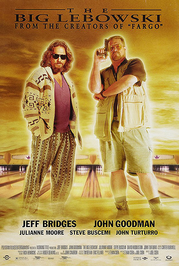 The Big Lebowski   Double for JB in Uk