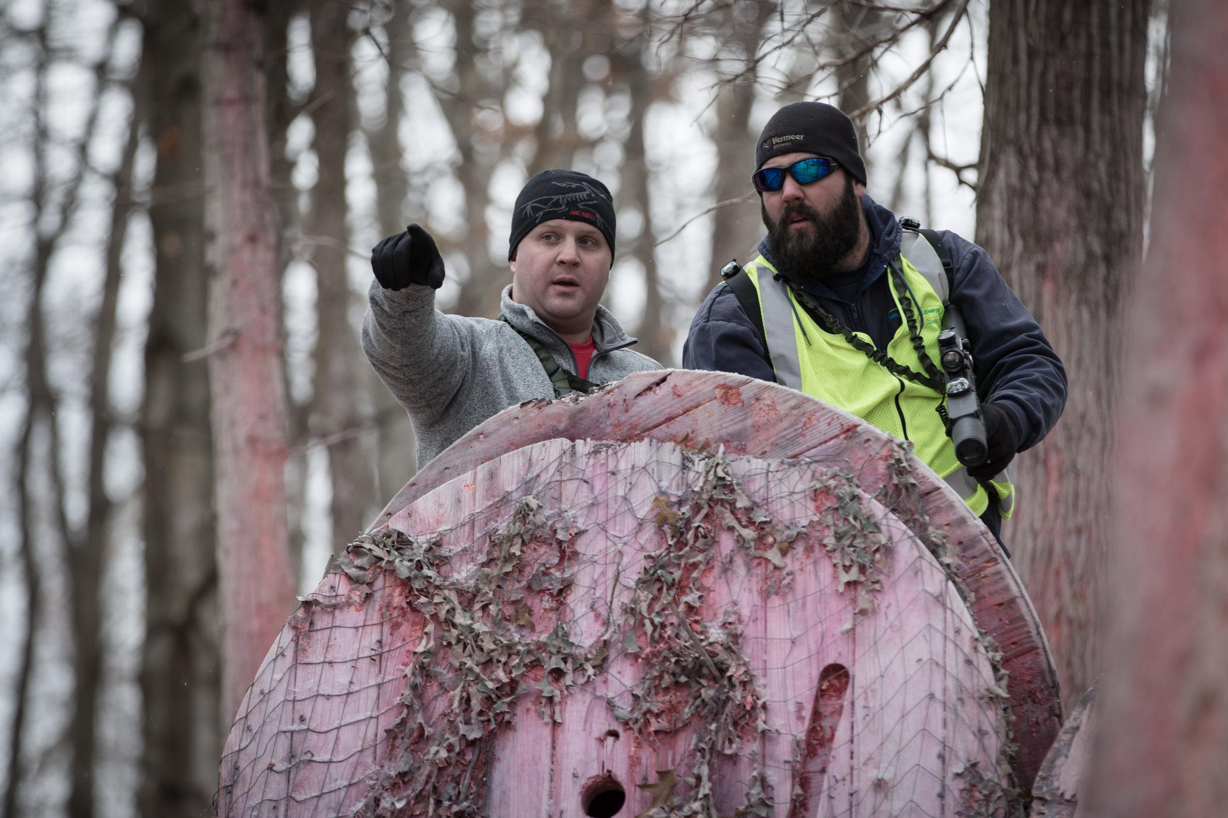 Behind The Scenes Photographer Detroit