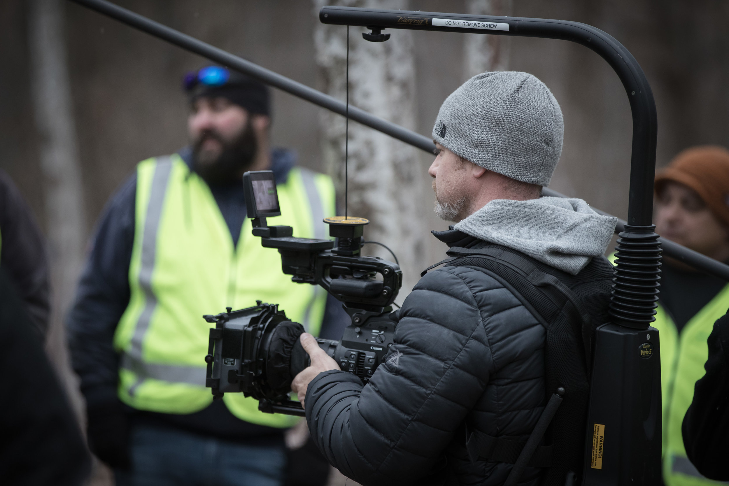 Detroit DP Joel Knoop On Location