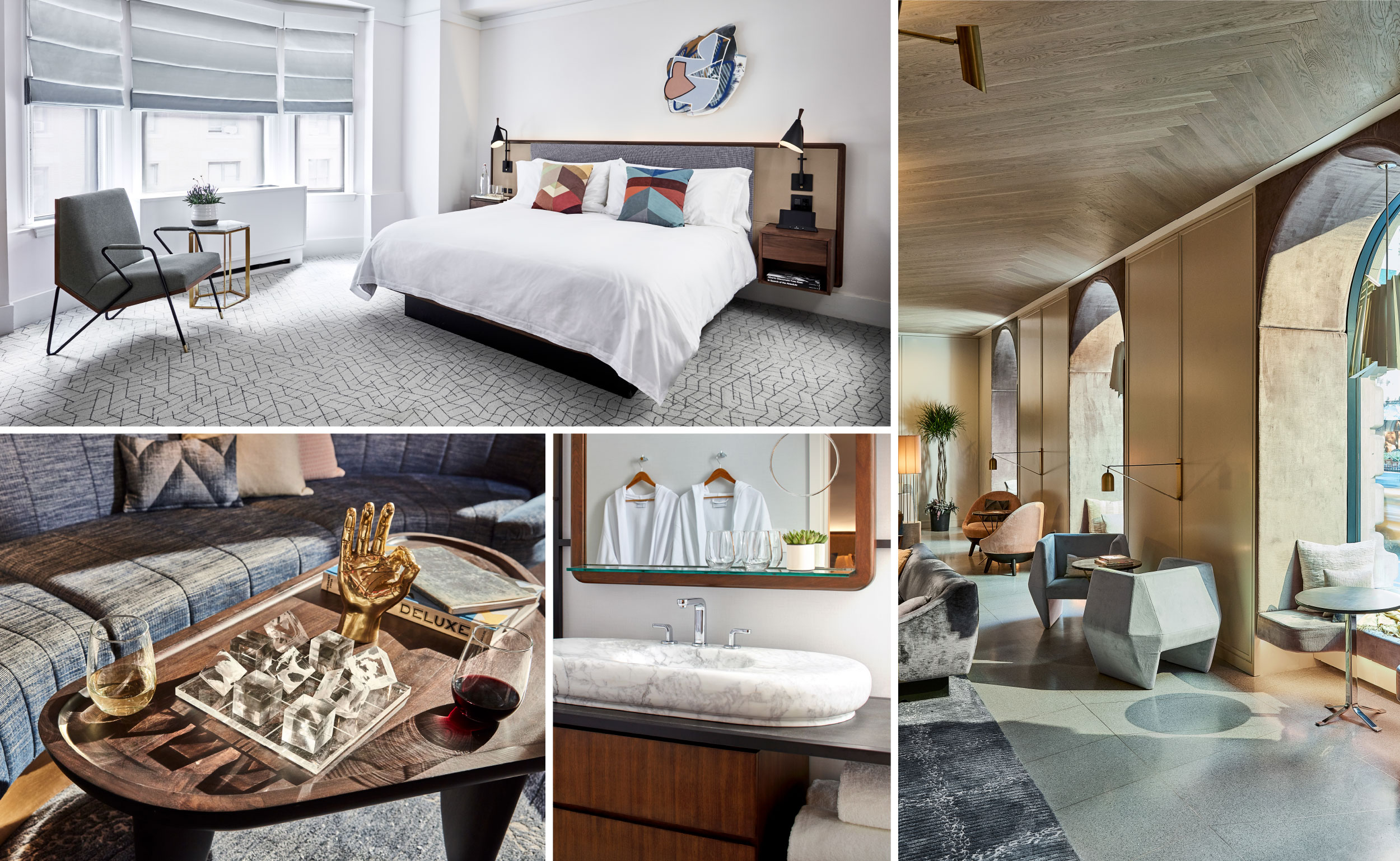 THE JAMES NEW YORK - NOMAD - photos by Gentl & Hyers