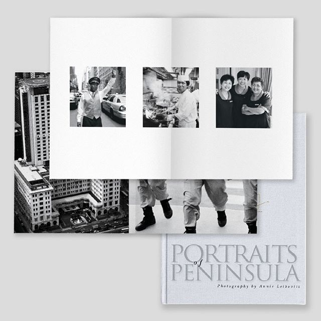 """Portraits of Peninsula"" is a collection of photographs that form the basis of The Peninsula Hotels' international advertising campaign by the renowned photographer Ms. Annie Leibovitz. Through the medium of photography, our aim was to bring to life to The Peninsula Hotels' culture and style of hospitality where the personal connection between staff and guests is paramount.⁠ ⁠ @peninsulahotels #portraitsofpeninsula #annieleibovitz #advertisingagency #luxurydesign #brochure #ASclientwork #AgencySacks"