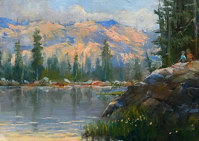 Deer Lake, Emigrant Wilderness