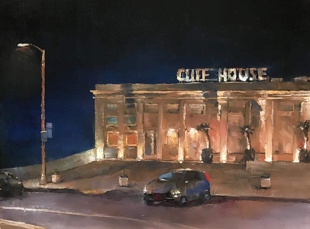 Cliff House Nocturne