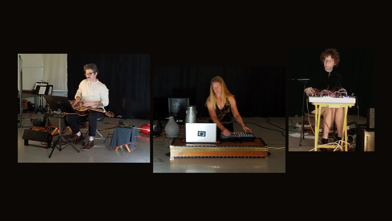 Lo Wie - Score for 3 Performers (2015)