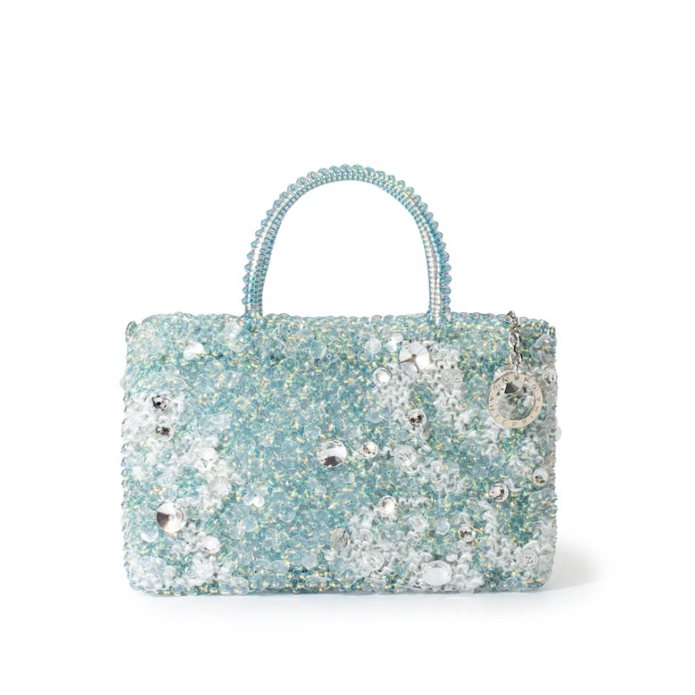 Style Number: PB19S066L3 Color: Stella Blu Retail: $399