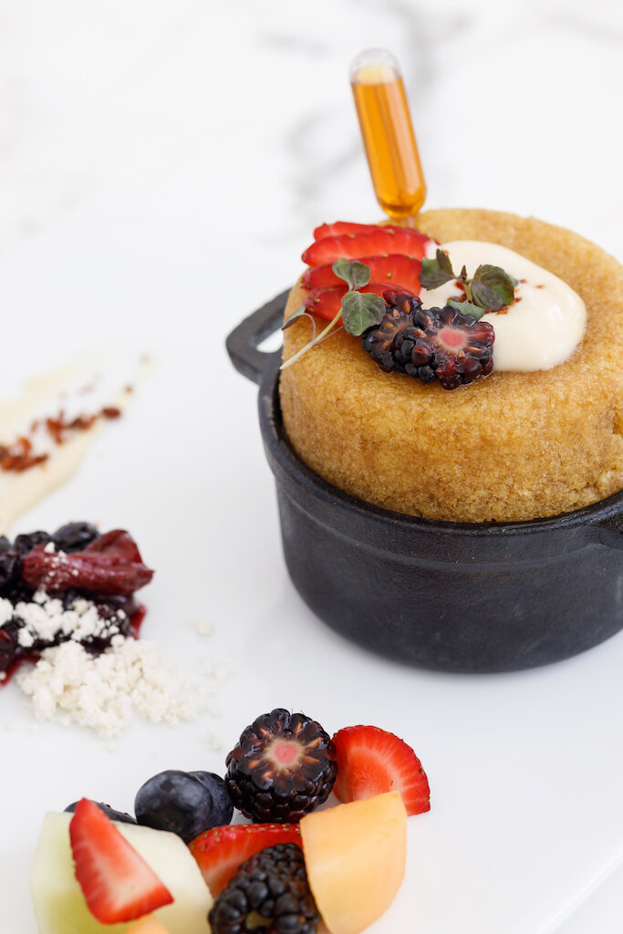 Soufflé Style Pancake