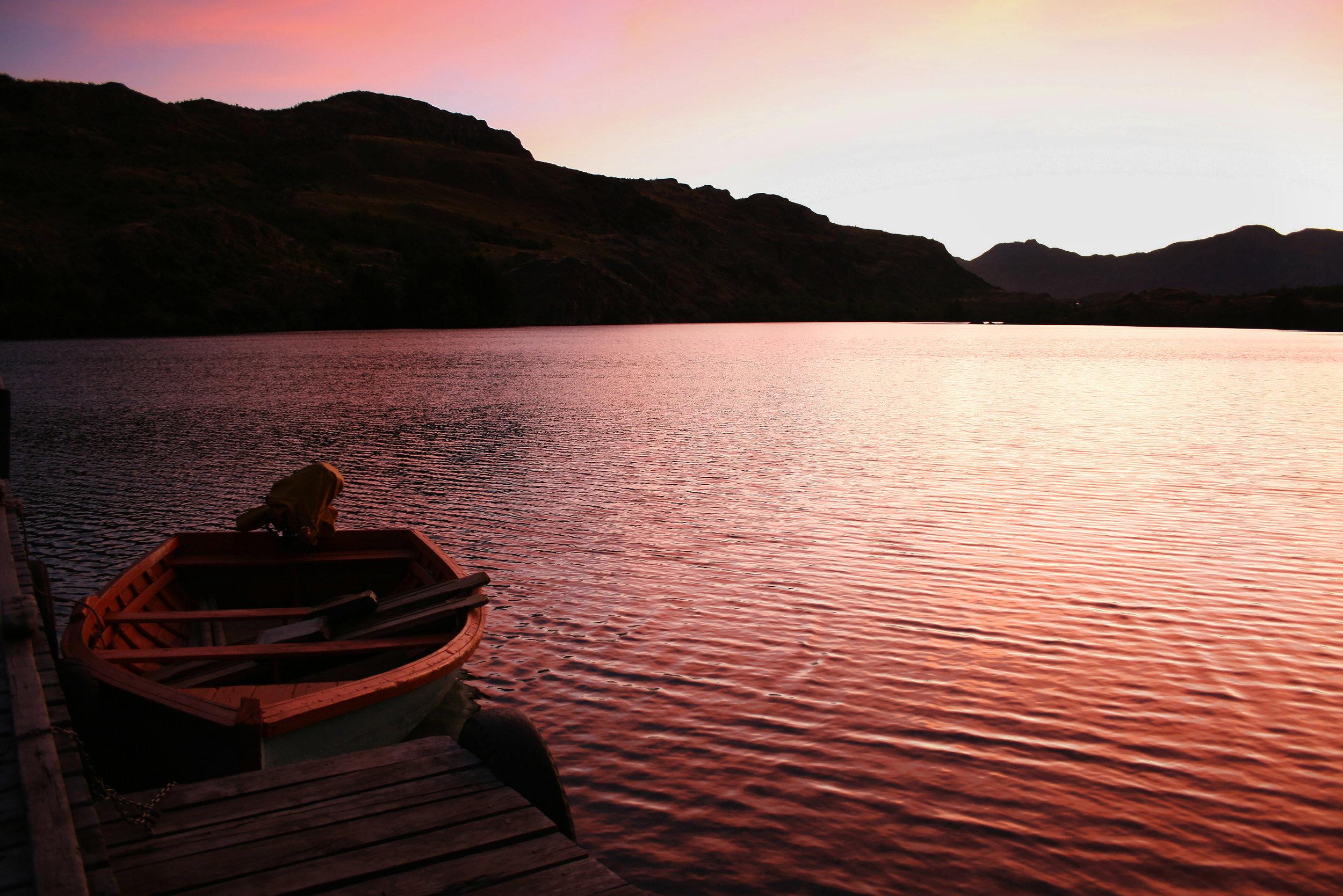 Boat 2 - Cochrane, Chile