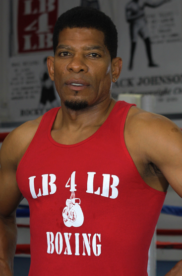 TERRY CLAYBON    WORLD CLASS TRAINER   Pro Boxing Trainer Fight Choreographer Fitness Instructor Celebrity Trainer Experience: 20+ year