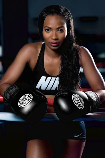 "MIESHA ""FITNESS BELL""    Fitness Instuctor   Female Boxing Trainer Certified Fitness Trainer Body Sculpting Expert Experience: 5+ years"
