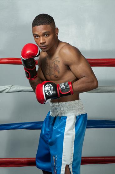 Courtland Owens  LB4LB AMATEUR BOXER  Young Prospect