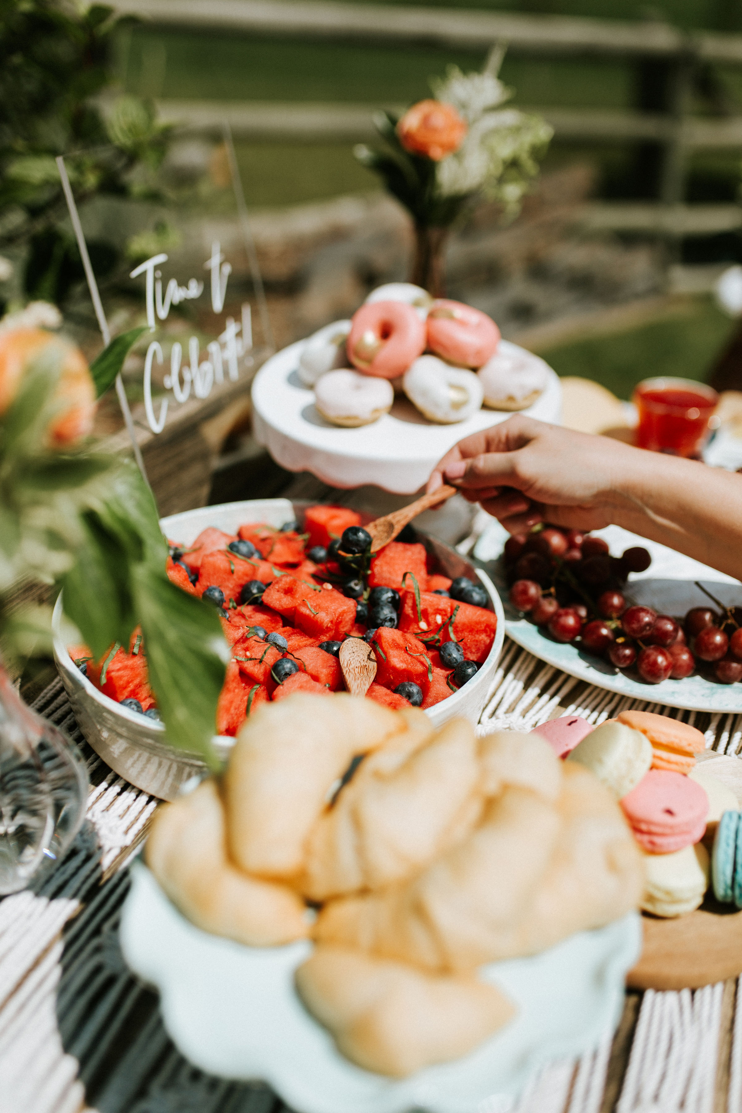 Babe Brunch // Styled Shoot - Bexley Design Co
