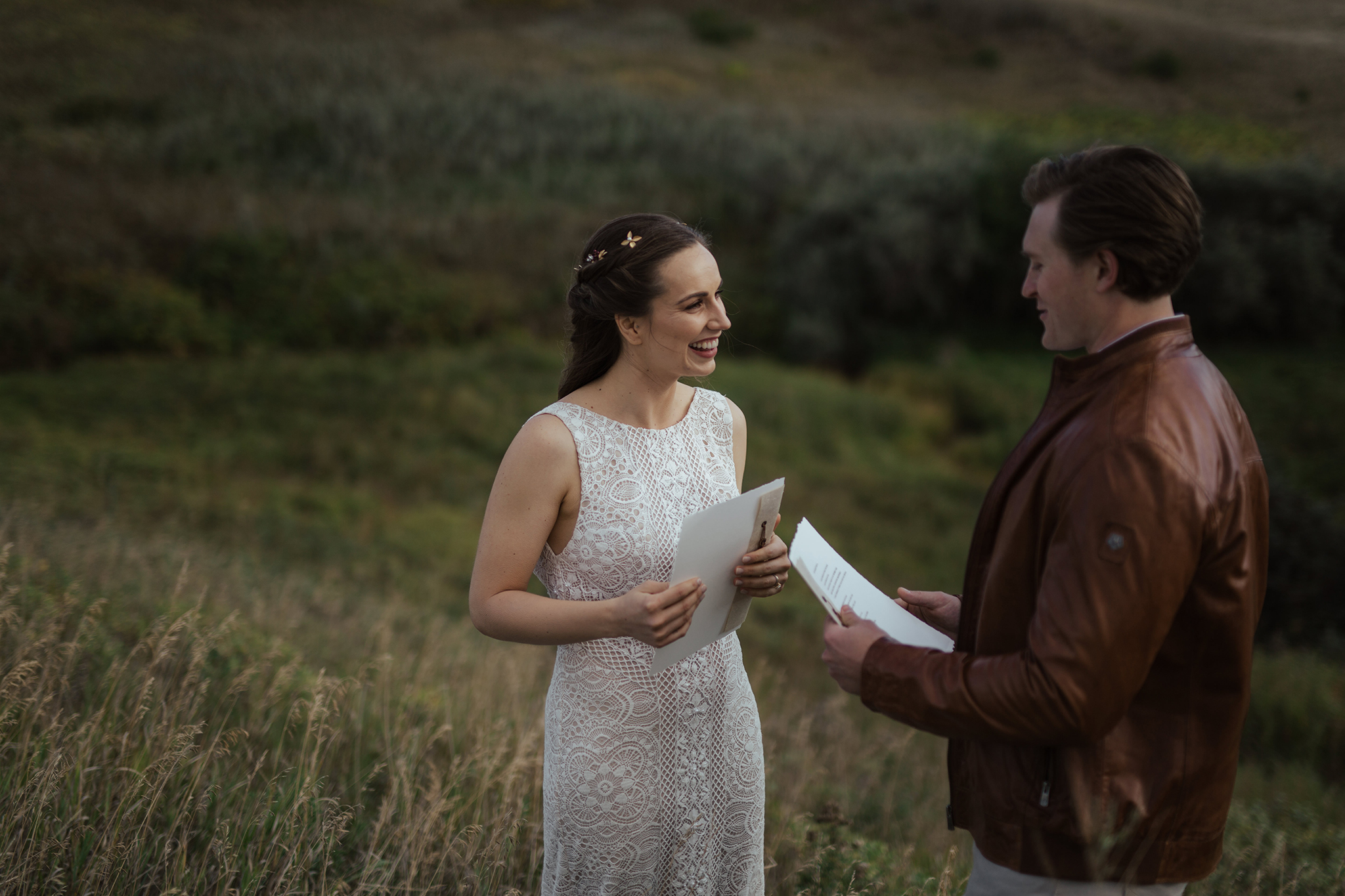 Becca and Reid's Countryside Vow Renewal // Styled Shoot   Bexley Design Co   Calgary Alberta