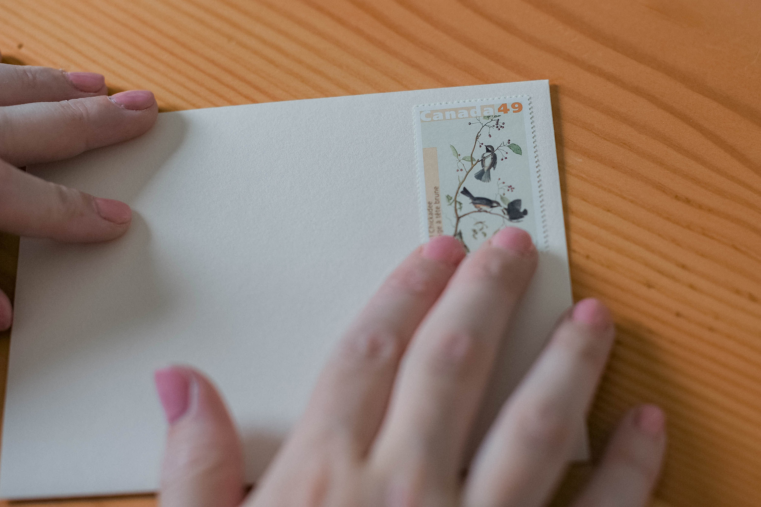 5 Helpful Tips on Using Vintage Postage Stamps | On the Bexley Blog