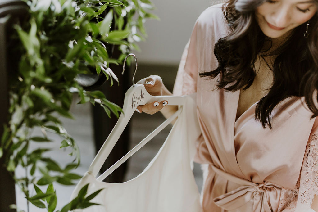 La Mariee Moderne - Styled Shoot | On the Bexley Blog
