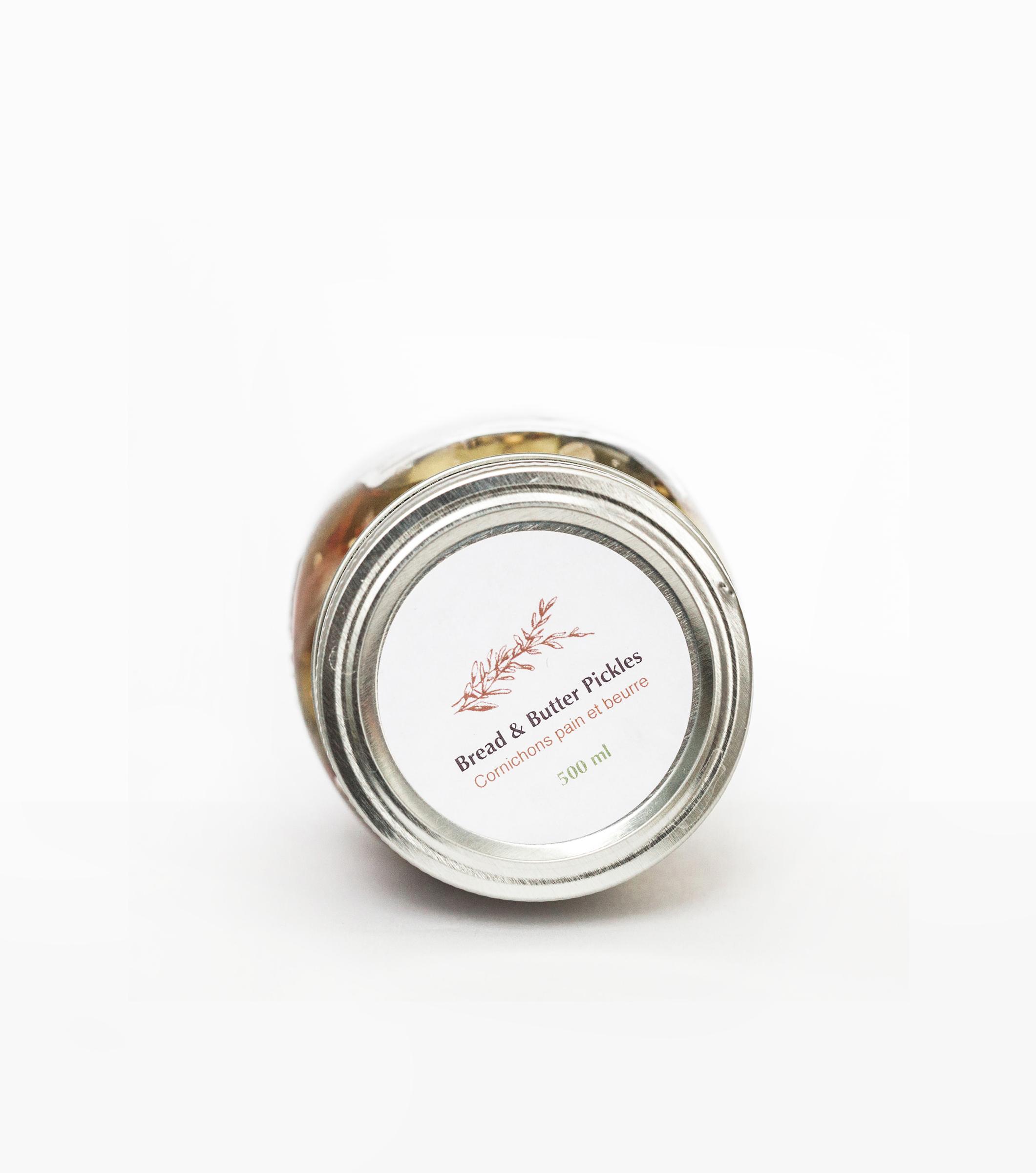 Preserved Foods Boutique // Logo Design and Packaging Design // Bexley Design Co
