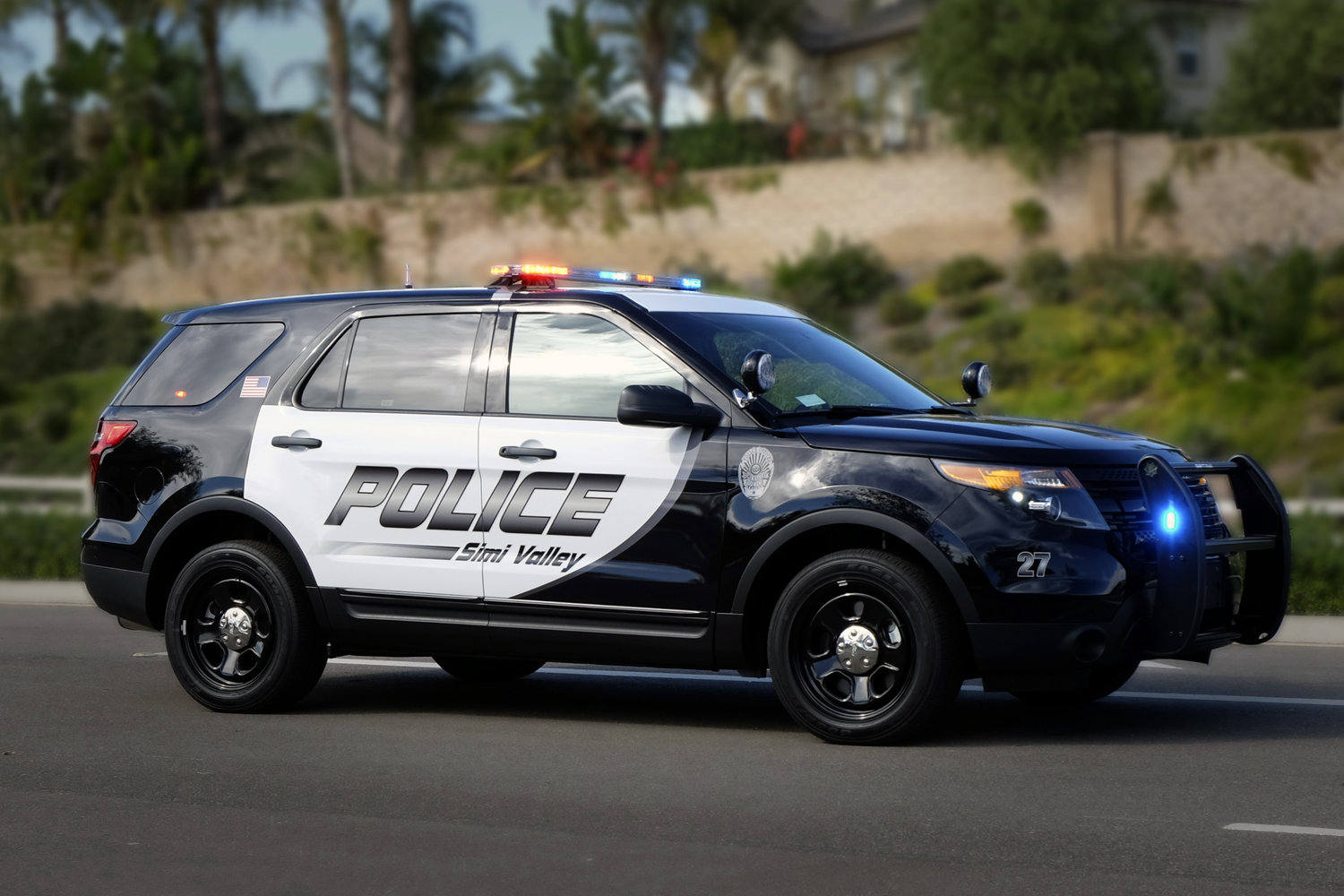 Contact Us — Simi Valley Police Department