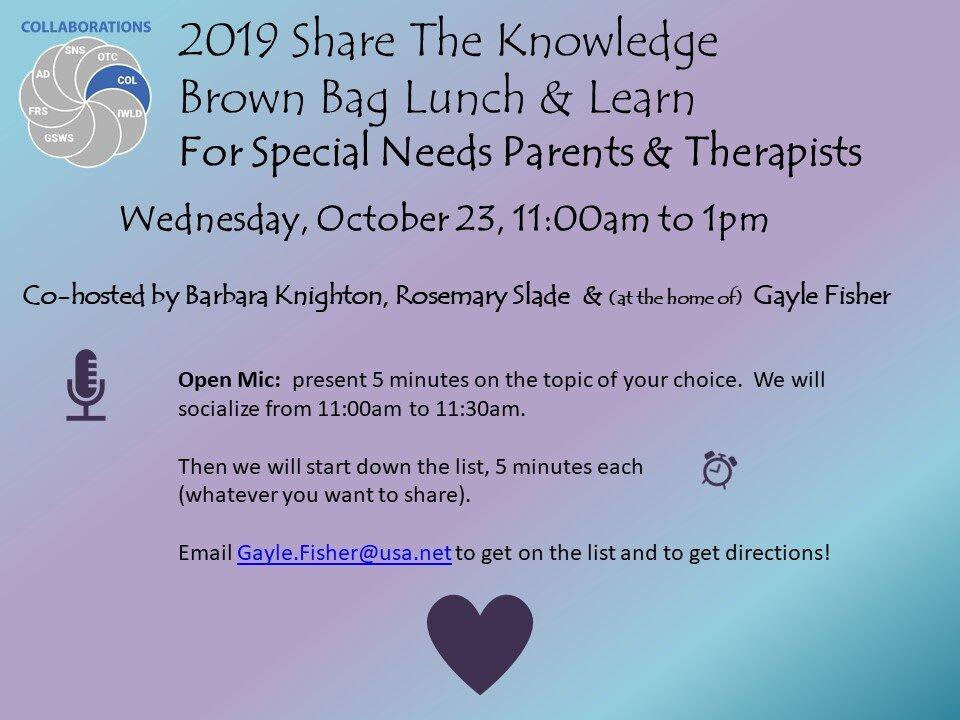 Share The Knowledge BB L&L Oct 2019 .jpg