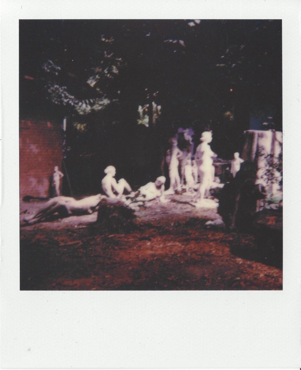 Epreskert by Polaroid 600