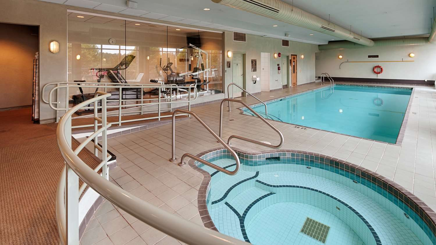 Best Western Plus Mission City Lodge - Located in downtown Mission just off Lougheed Highway, this hidden oasis is an amazing pool for beginner and intermediate swimmers to learn in. Swimmers can warm up at the end of their lesson in our onsite hot tub and sauna. Observing parents will enjoy lounge chair seating, free towel service, wifi, and a Starbucks located just around the corner.