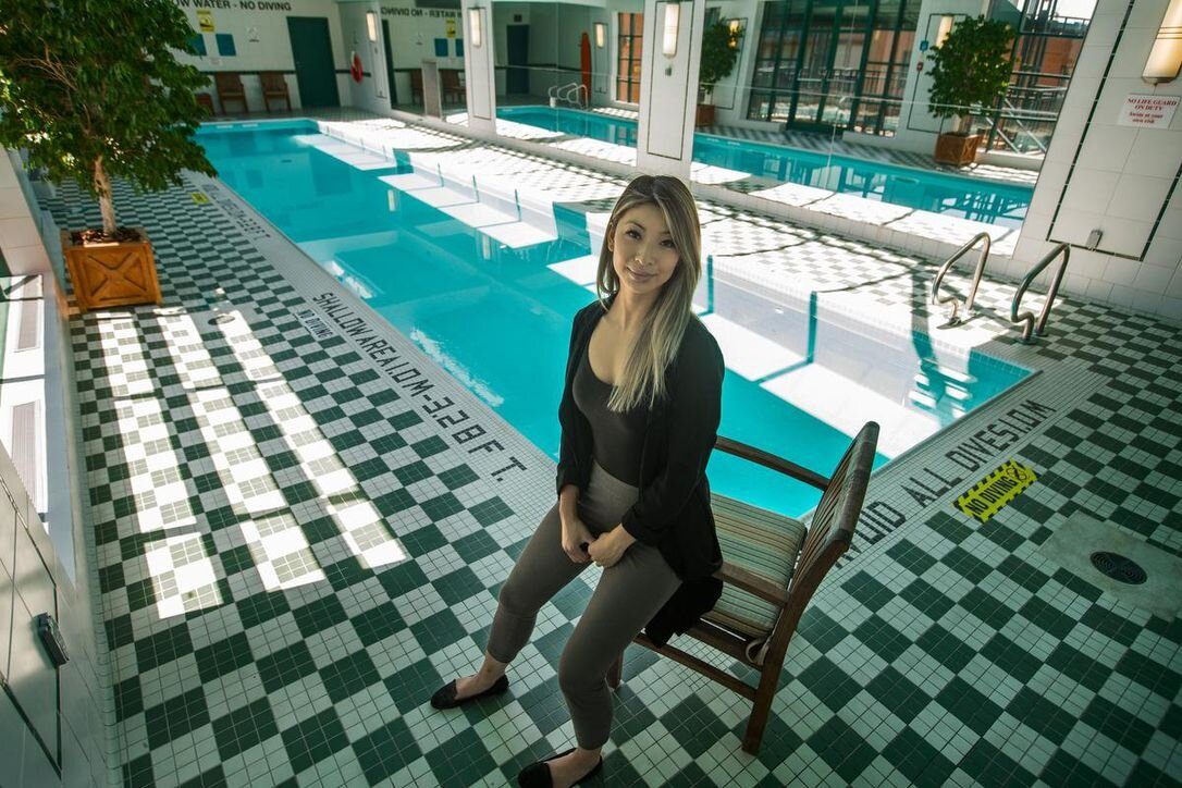 """The Toronto star - """"Propel takes care of everything, including ensuring the guests leave after their lesson and don't spend the day lounging on the deck. All the hotel has to do is give them key card access for the lesson."""""""