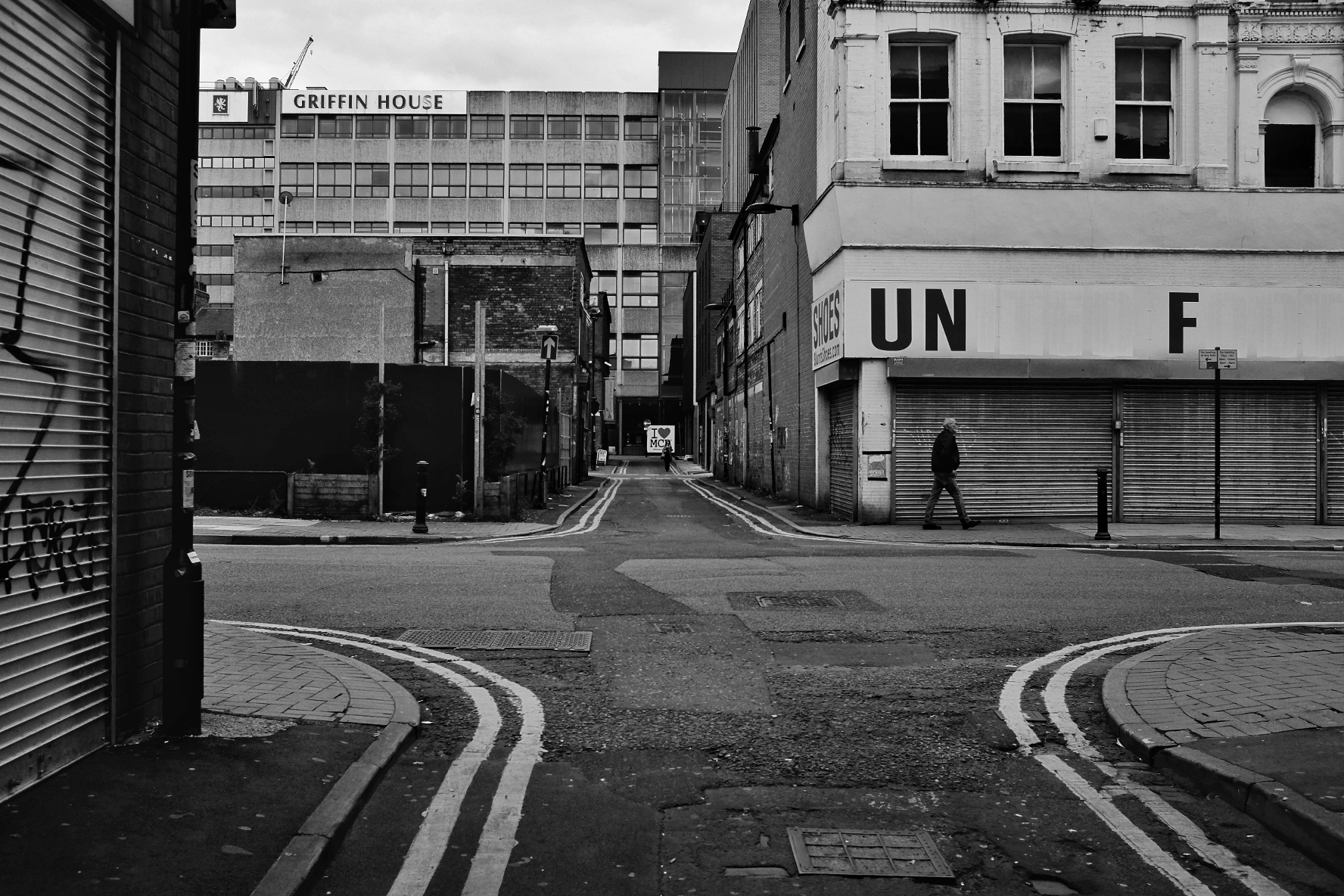 Manchester, UK 2017