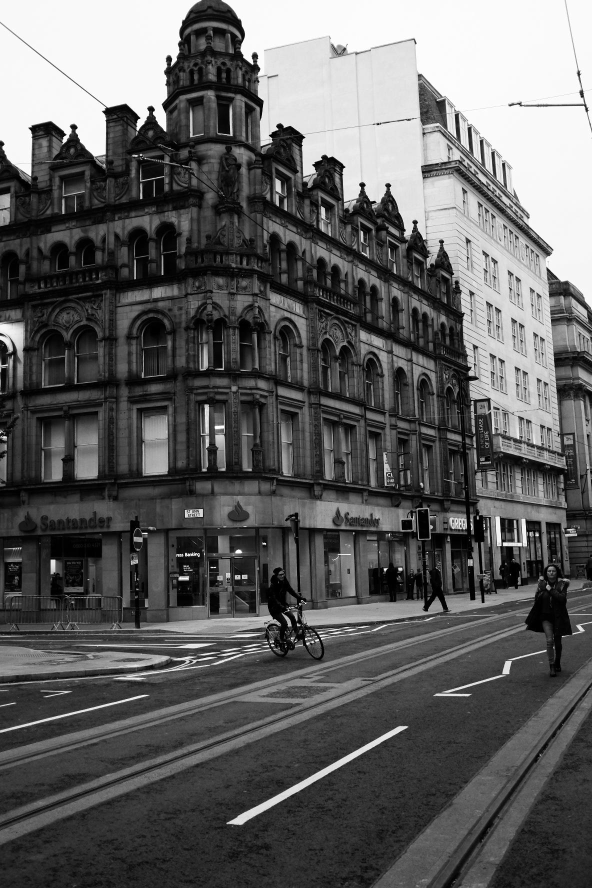 Manchester, UK 2016