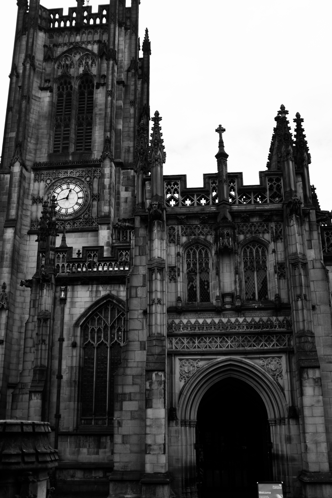 Manchester Cathedral, Manchester UK 2016