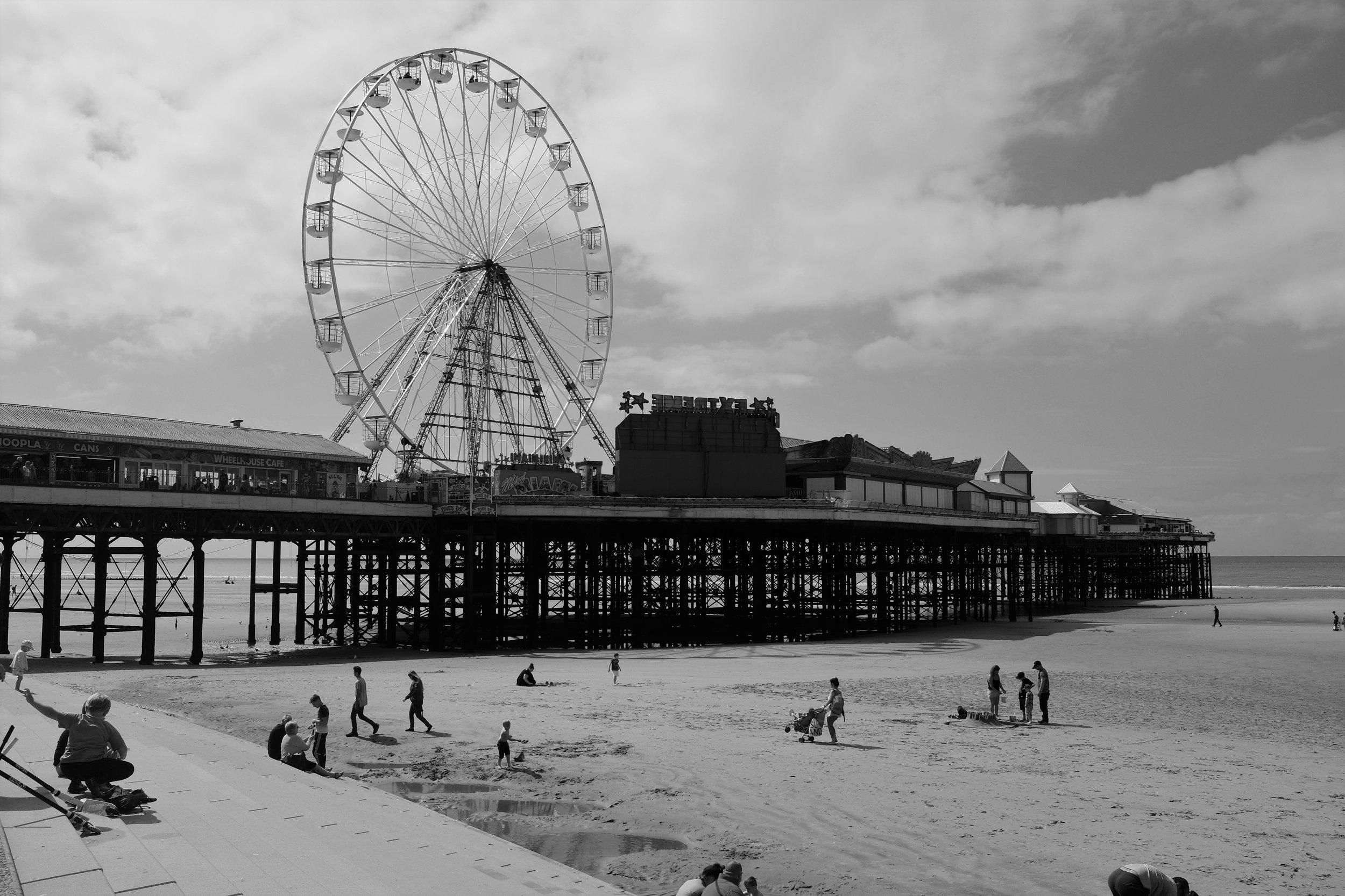 Blackpool, England 2017