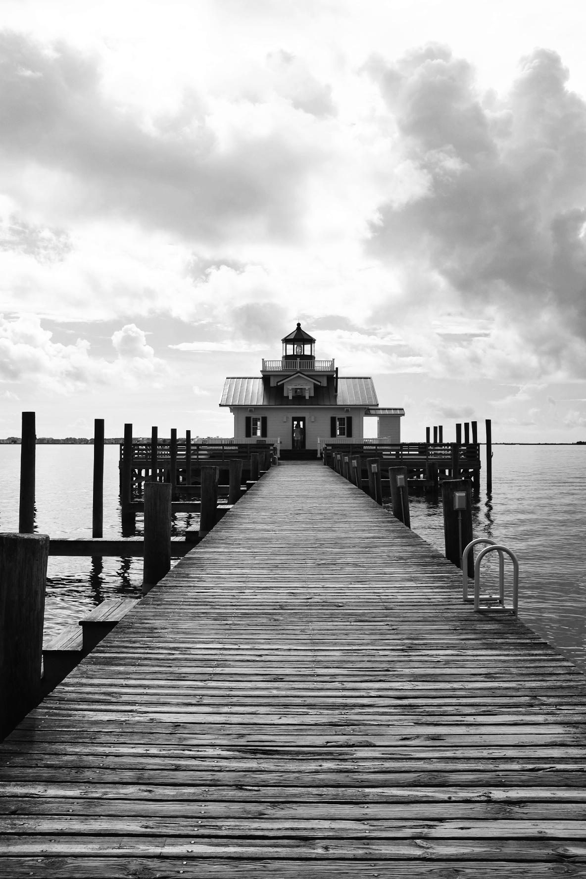 Roanoke Island Lighthouse, North Carolina 2018