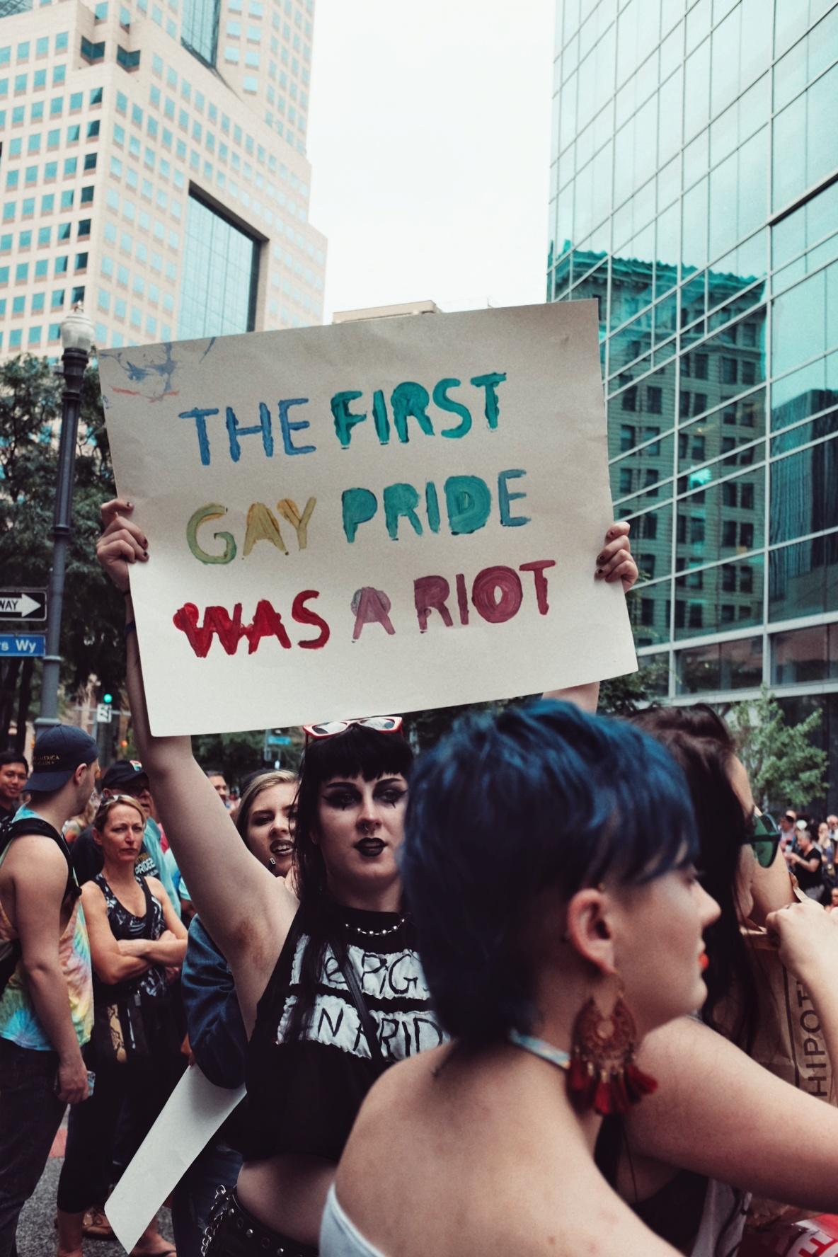 Pride Parade, Pittsburgh 2018