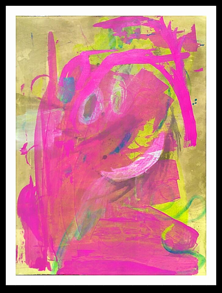 Pink Gulp