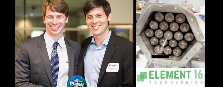 Transformational Idea Award: Element16 Technologies - Read More