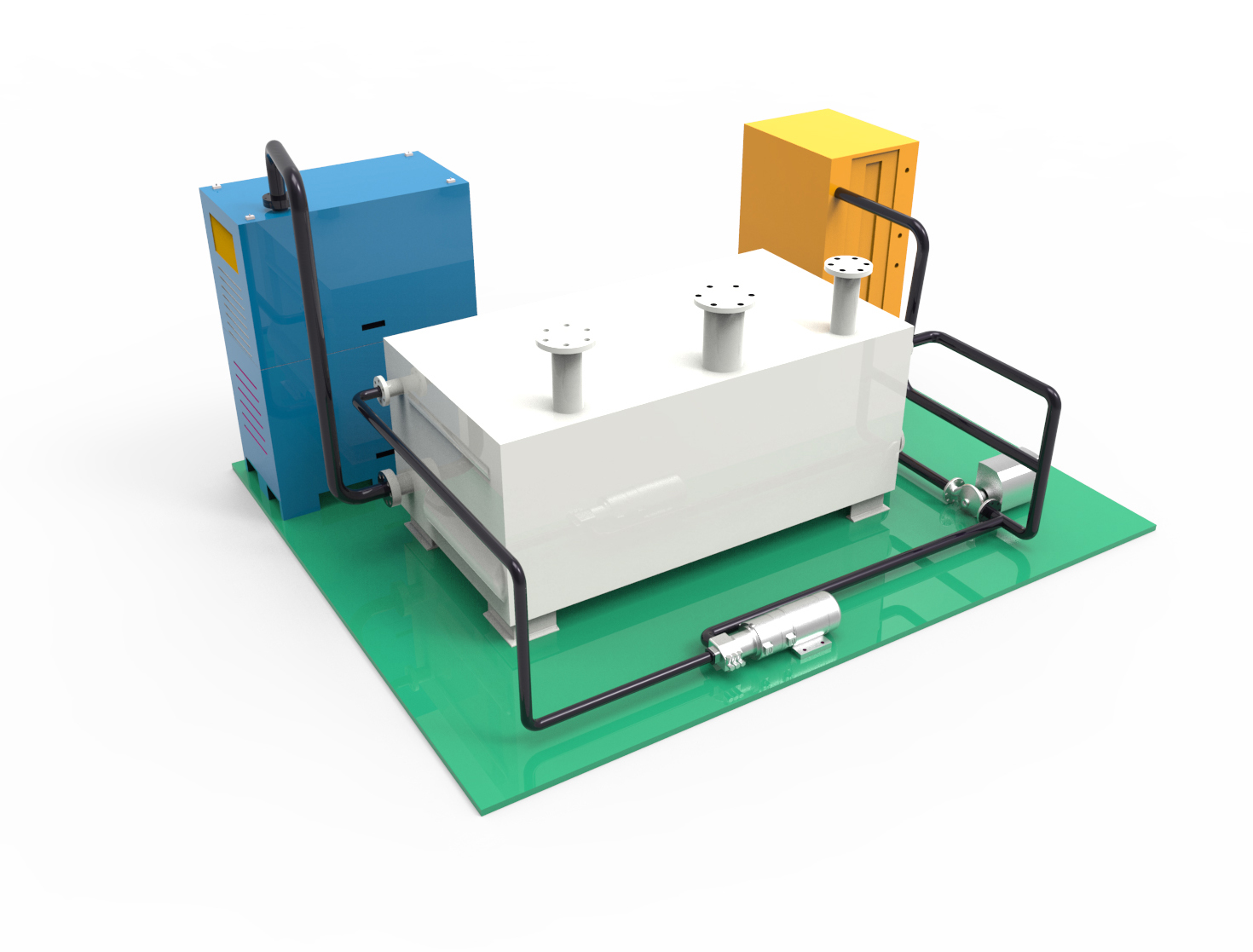 Cogeneration Power Plants - Thermal storage adds flexibility, efficiency, and reliability.