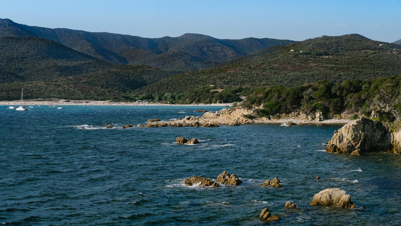 Corsican Coastline