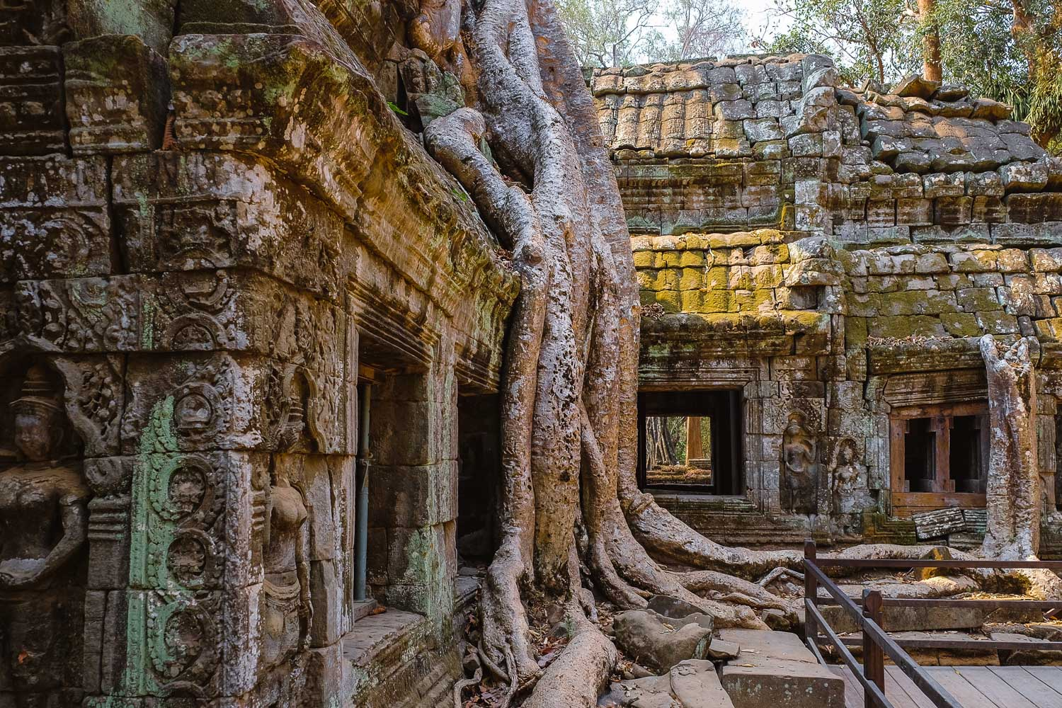 Spend 2 days exploring ancient temples and the backcountry of Siem Reap with two amazing private tour guides. This travel guide includes highlights with tips and photo galleries. #siemreap #angkorwat #taprohm #travelguide #travelblog #travelitinerary #itinerary #siemreapitinerary #seasia #cambodia #travelcambodia #travelsiemreap #photoblog #travelblogger #travelphotography #landscapephotography #fujifilm #temples #siemreapprivatetour #atv