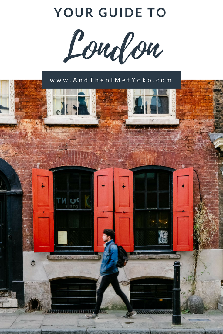 A travel guide to London, England. Complete with a map containing highlights plus tips on food and more. #london #england #travelblog #phototravelblog #travelphotography #landscapephotography #visitlondon #travellondon #travelitinerary #travelguide #londonphotography #londonstreets #streetphotography #cityguide #explore #wanderlust #travel #fujifilm #foodie #londonfoodie