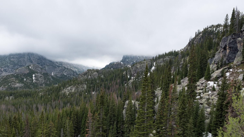 "Hiking trail, RMNP. Travel photography and guide by © Natasha Lequepeys for ""And Then I Met Yoko"". #colorado #usa #rockymountainnationalpark #landscapephotography #coloradoitinerary #fujifilm #hiking"