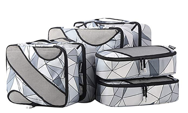 Packing cubes are a great gift for the traveler in your life.