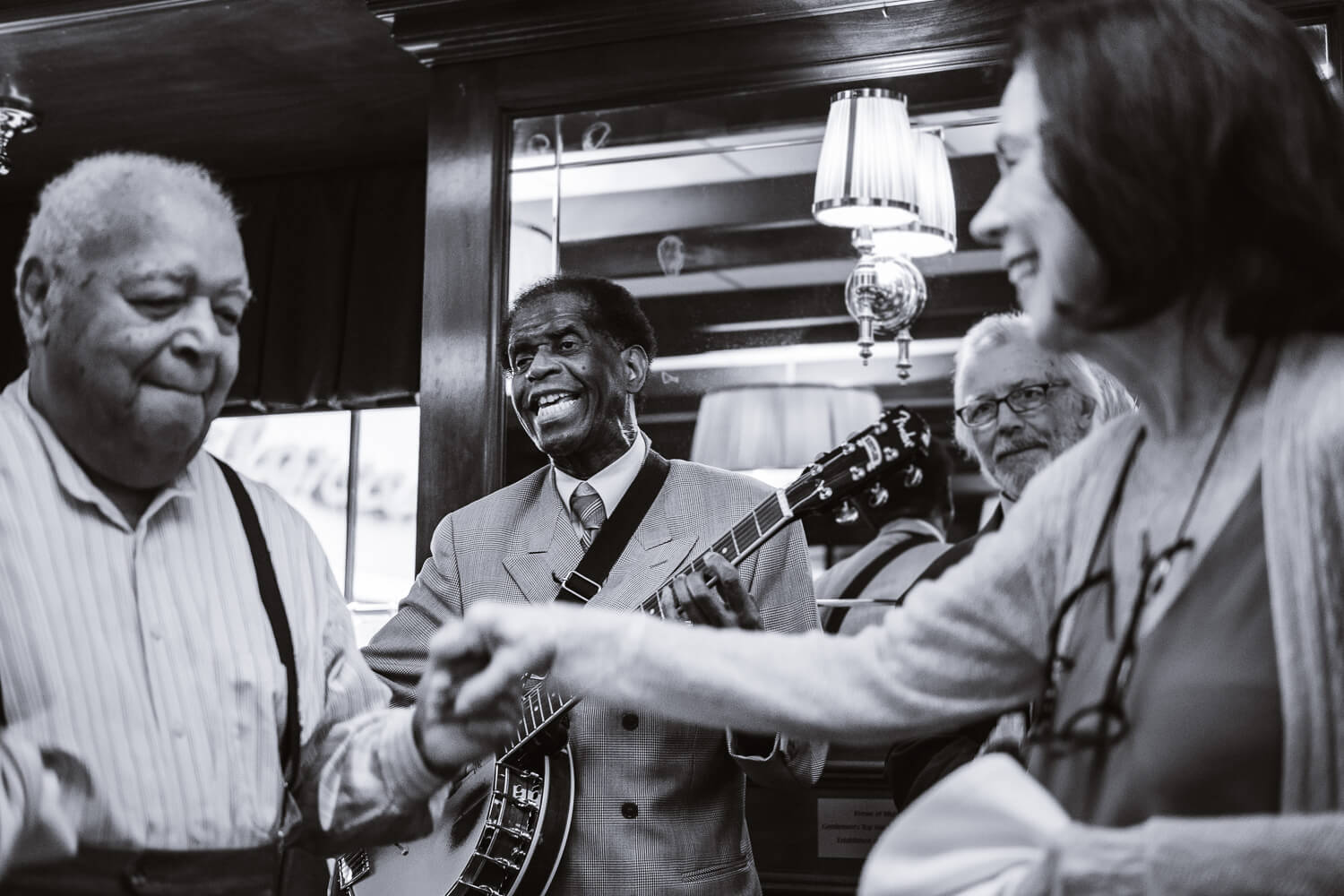"""Jazz brunch at Mr. B's Bistro - Travel photography and guide by © Natasha Lequepeys for """"And Then I Met Yoko"""". #neworleans #nola #photoblog #streetphotography #travelitinerary #fujifilm"""