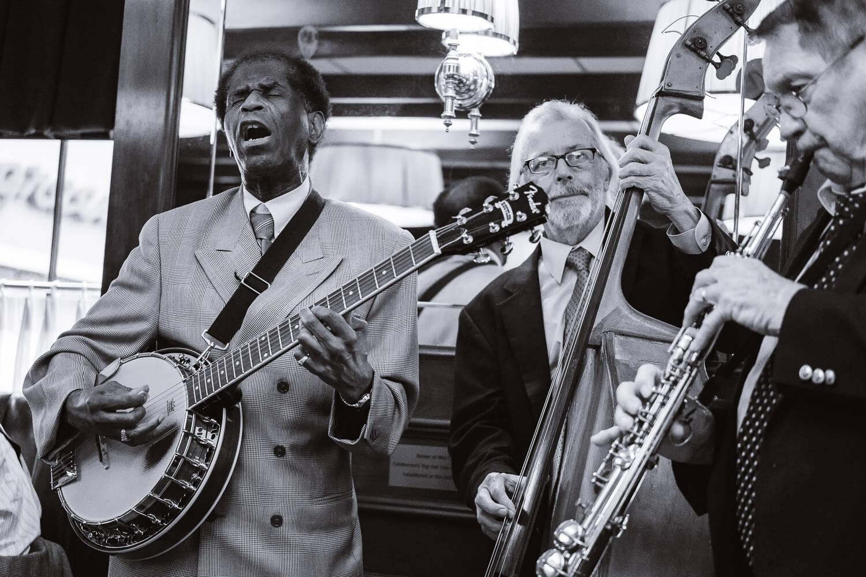 Mr. Joe Cushenberry & the Jazz Trio