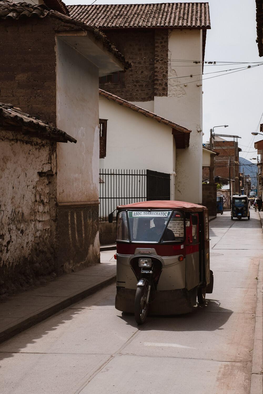 "Urubamba in The Sacred Valley, Peru. Travel photography and guide by © Natasha Lequepeys for ""And Then I Met Yoko"". #travelblog #fujifilm #sacredvalleyitinerary"