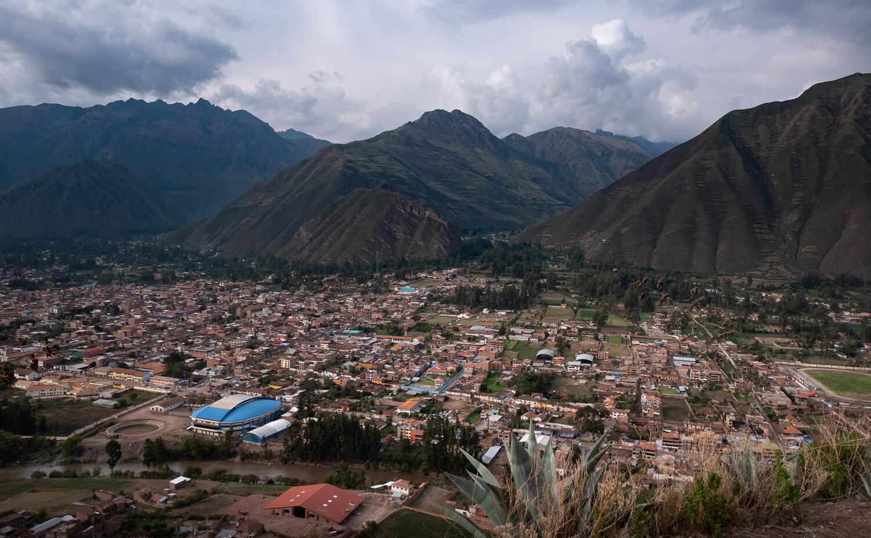 "The city of Urubamba, The Sacred Valley, Peru. Travel photography and guide by © Natasha Lequepeys for ""And Then I Met Yoko"". #travelguide #photoblog #fujifilm #machupicchu #sacredvalleyitinerary"