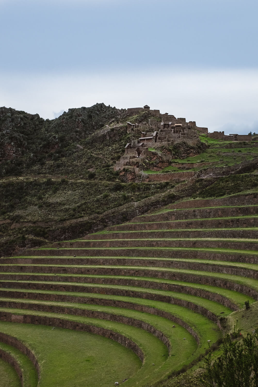"The Pisac ruins, Cusco Region. Travel photography and guide by © Natasha Lequepeys for ""And Then I Met Yoko"". #cusco #peru #travelguide #photoblog #travelblog #travelphotography #landscapephotography #travelitinerary #fujifilm #southamerica #peruitinerary #sacredvalley #incasights #machupicchu #cusco #ancientruins #incatrail #ValleSagrado #travel #cuscoitinerary"